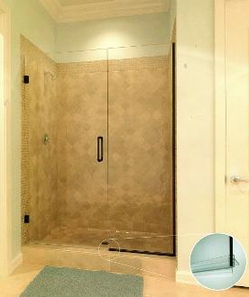 187 Euro Shower Doors