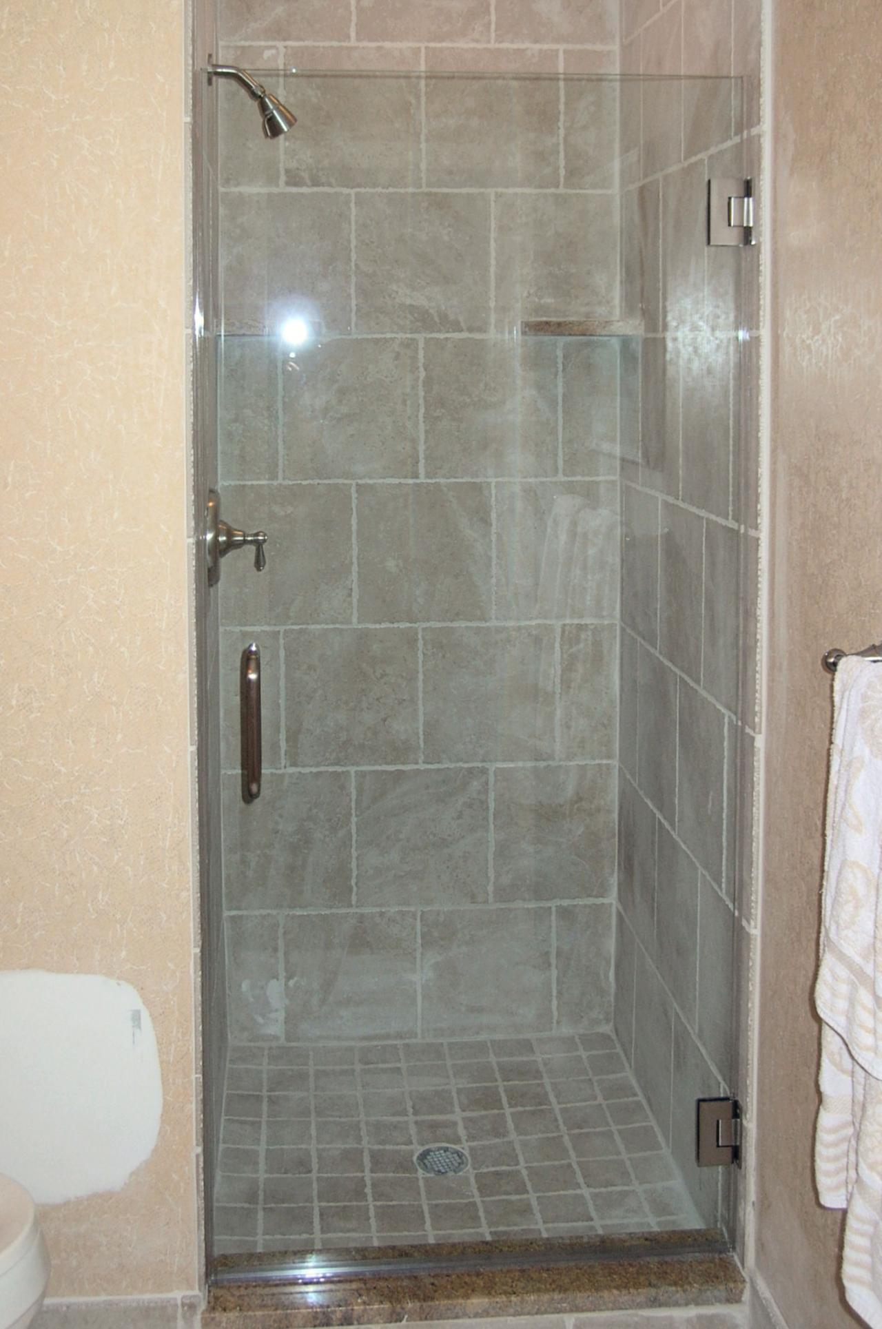 Shower Door ALL GLASS AND SHOWERS