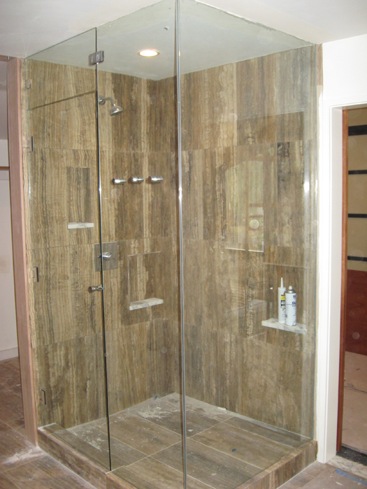 Glass And Showers