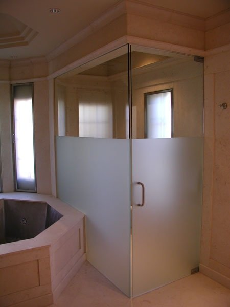 187 Euro Shower Doors
