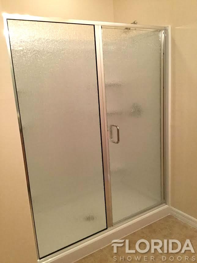 door and panel 14 rain glass